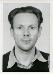 Olaus Salberg Hamsun, medlem av Rinnanbanden, fotografi tatt