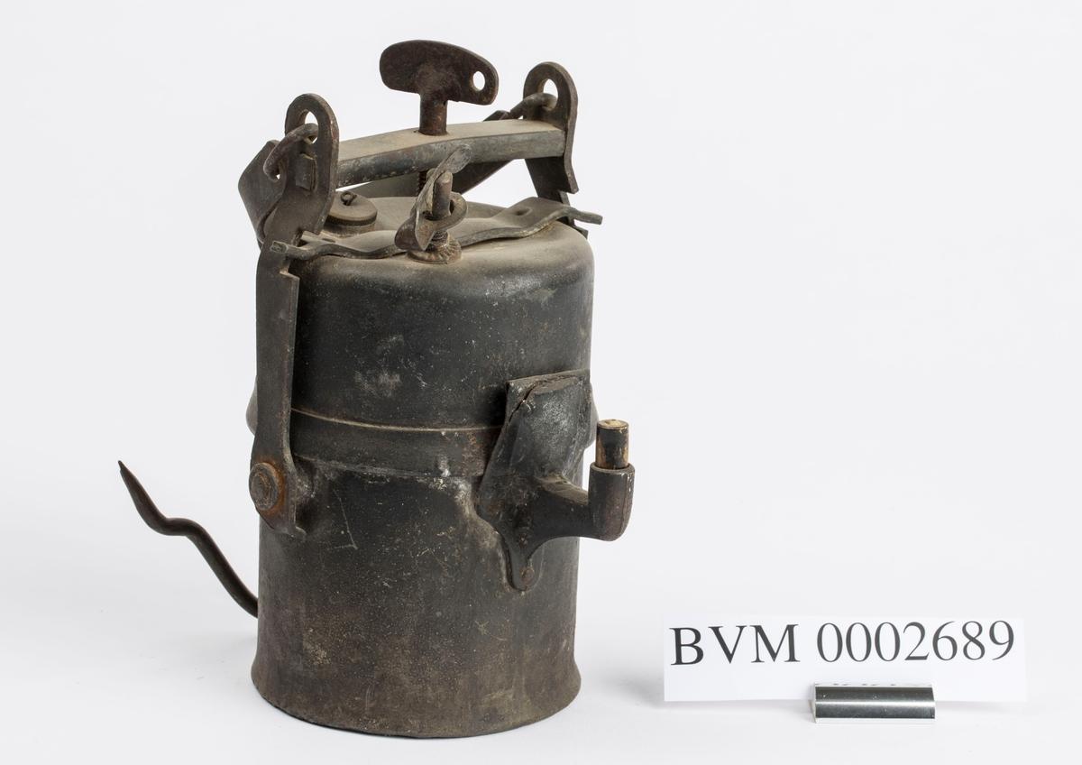 Brukt v. Sølvverket av Åmot som arb. på Vinoren