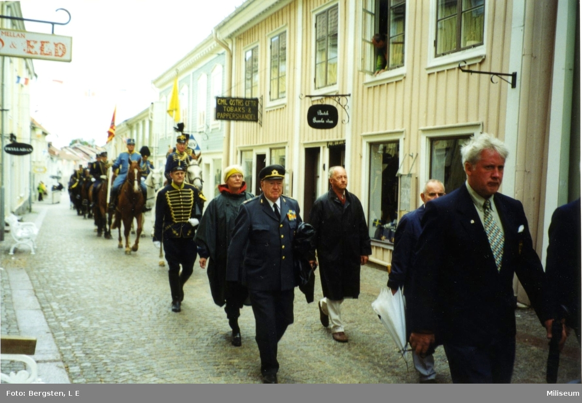 Uniformer: Blandat. Modern:Kurt Johansson, Östersund (I Eksjö)