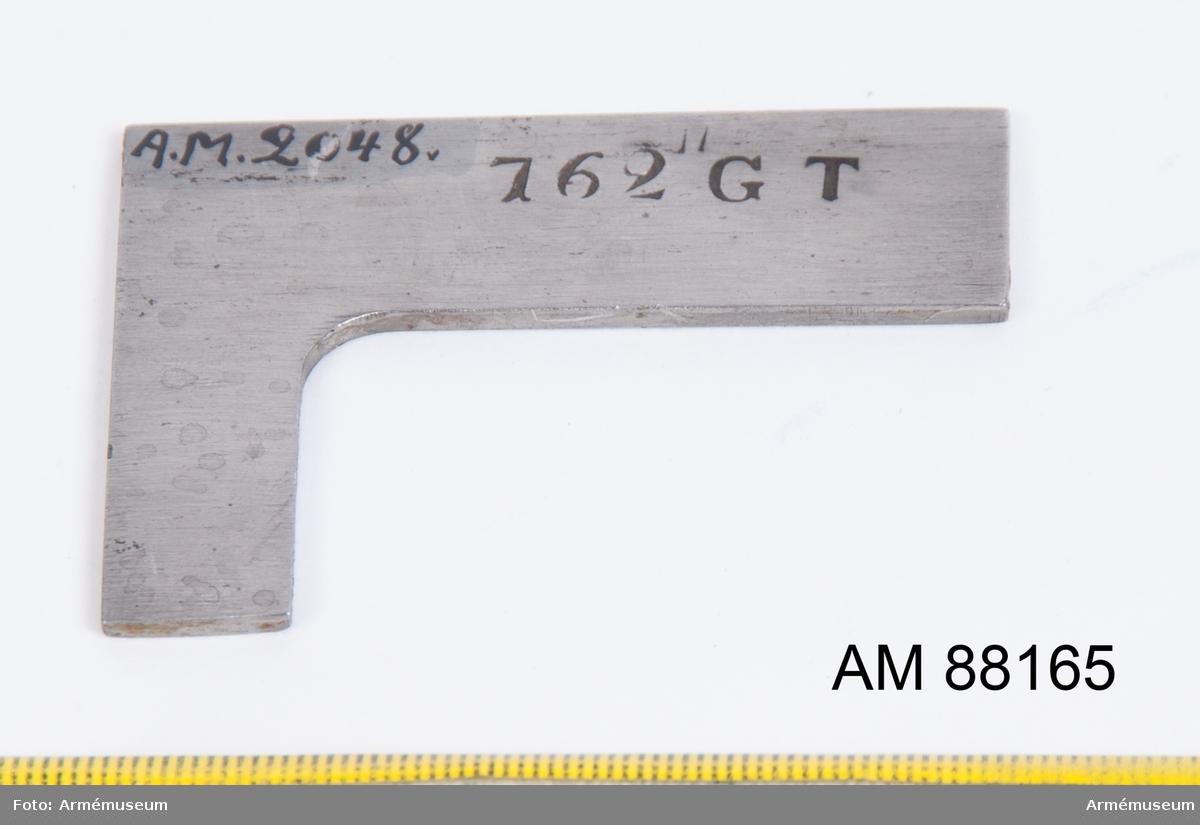 Schamplun märkt 762GT