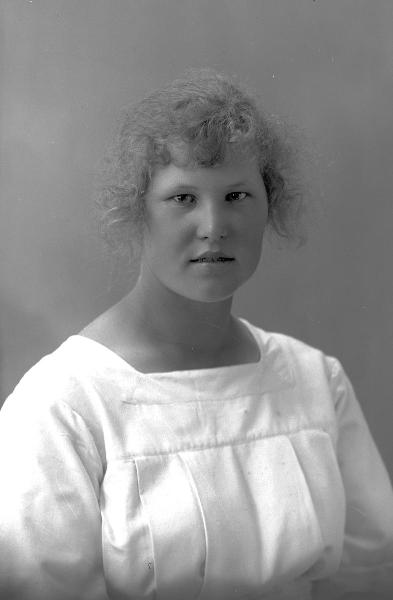 Ester Backman, Kungsbäck, Gävle