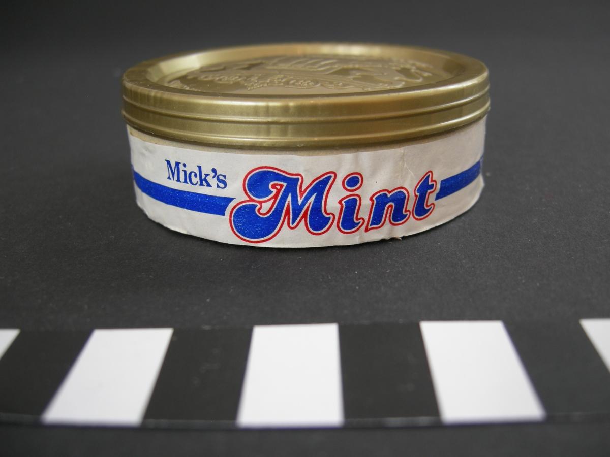 Micks Mint var ett svenskt snus som tillverkades av Svenska Tobaks AB mellan 1980-1985.