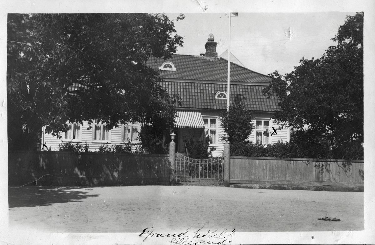 Grand Hotel Lillesand, 1921