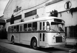 Ny Strømmen-buss til Oslo Sporveier, A-15854