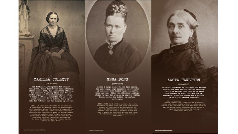 Collett, Dons, Hansteen (Foto/Photo)