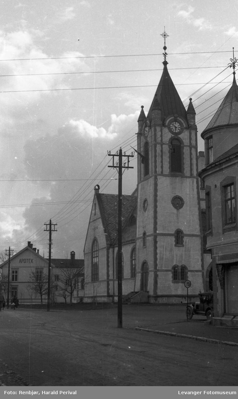 Levanger kirke.