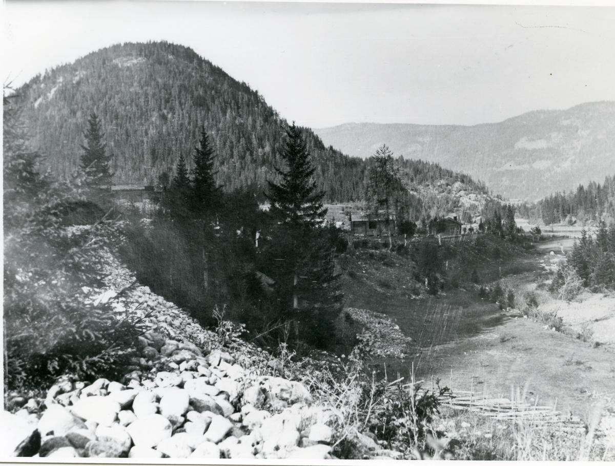 Skålsletta, Begnadalen, Sør-Aurdal.