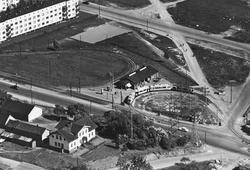 Trikkeholdeplassen på Etterstad.