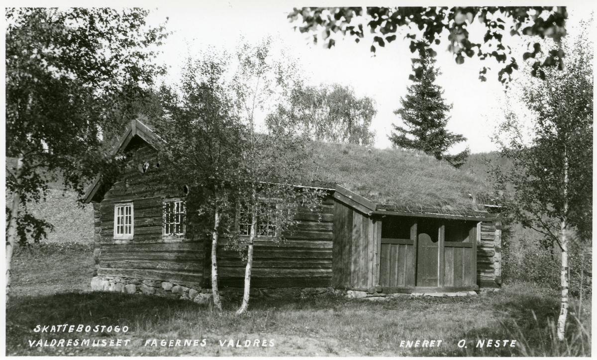 Skattebustoge, Valdres Folkemuseum