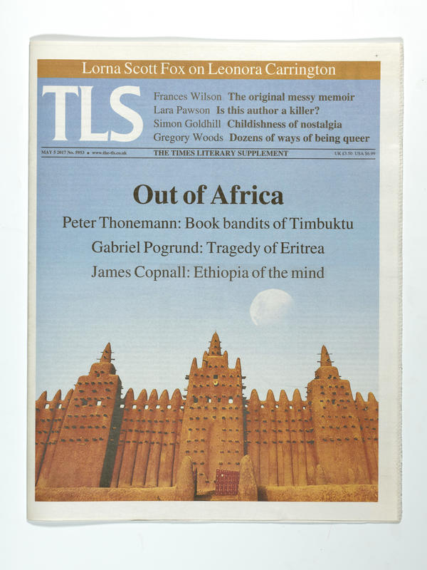 The Times Literary Supplement (Foto/Photo)