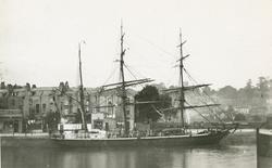 Bark 'Catharina' eller 'Chatarina' (ex USA)(b.1848/49, Virgi