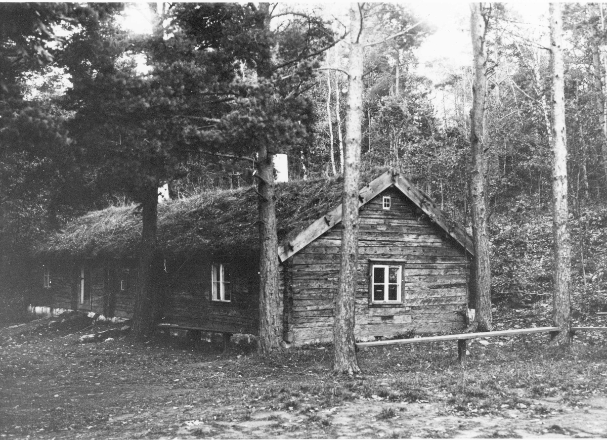 Boställe under Jönköpings indelta infanteriregemente I 12, kaptensbostället i Jordstorp, Gränna.