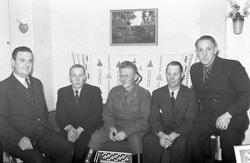 Jacobsson Löjtnant, F.O. Staben