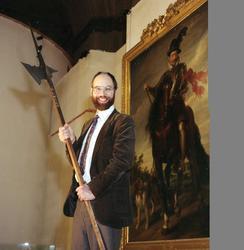 """Utställningen """"Den Svenska Historien"""" på Nordiska museet. Po"""