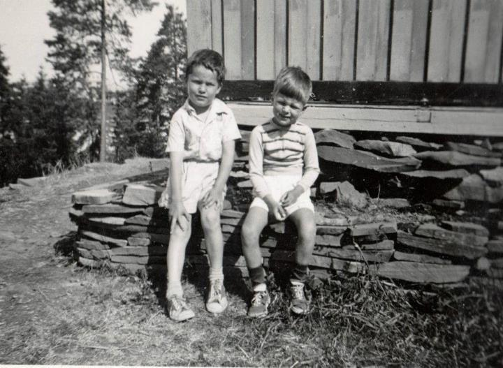 Gutter på 1950-tallet