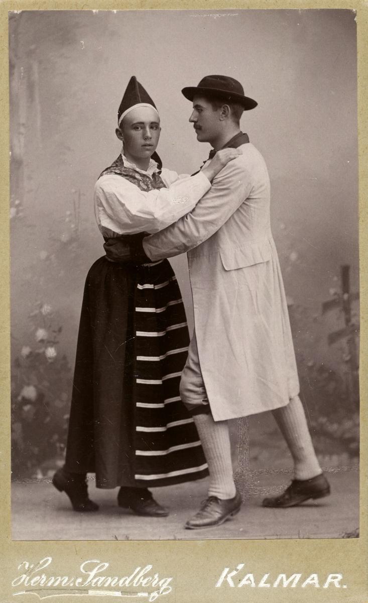 Ur fru Bergs mors, Annie Nordenankar född Rosberg, samlingar.