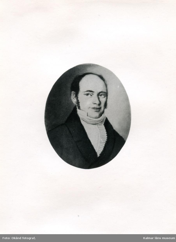 Fältrevisor Lars Jakob Törnebohm, (född 1764 och död 1840).