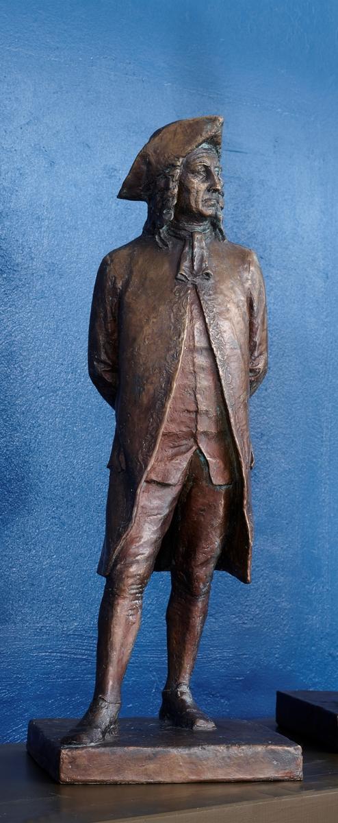 Ludvig Holberg [Statuett]