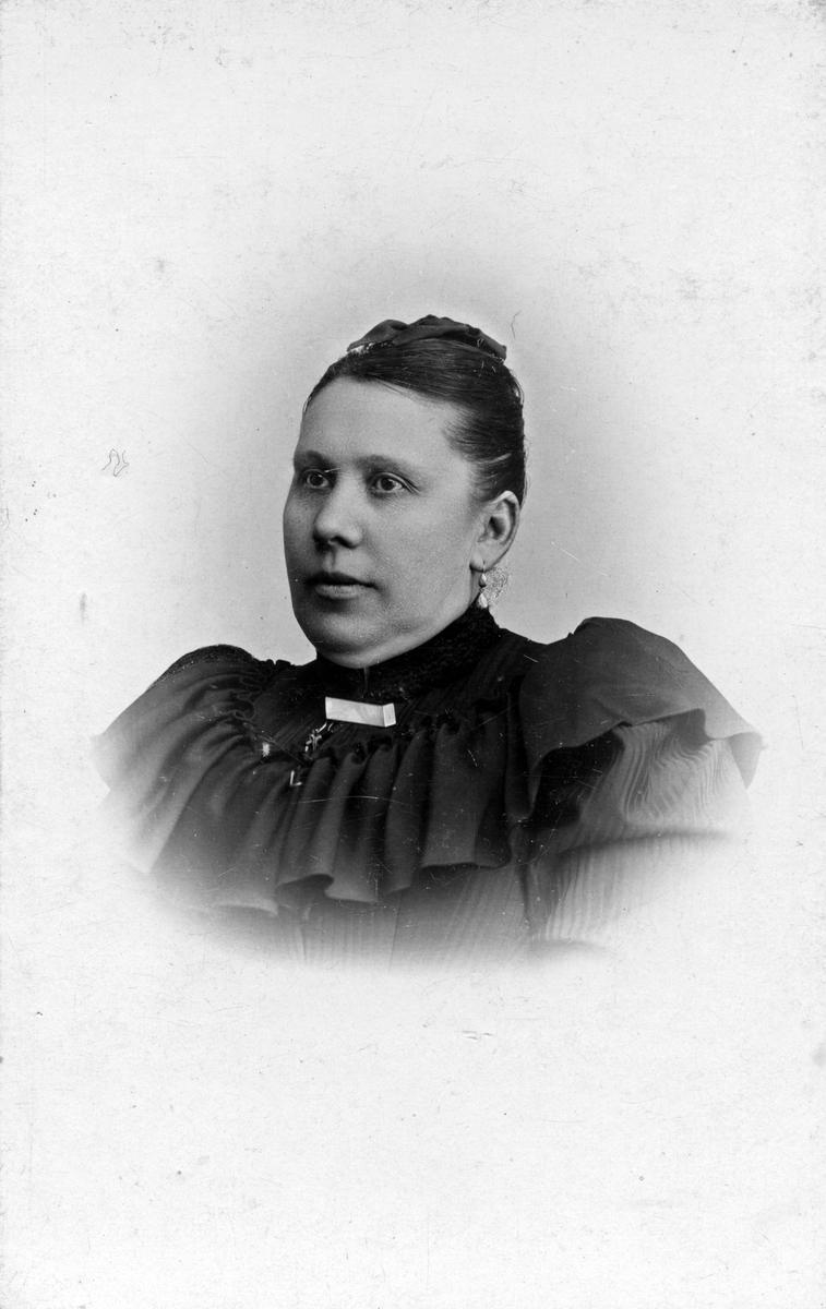Paulina Nilsson (f. 1849)