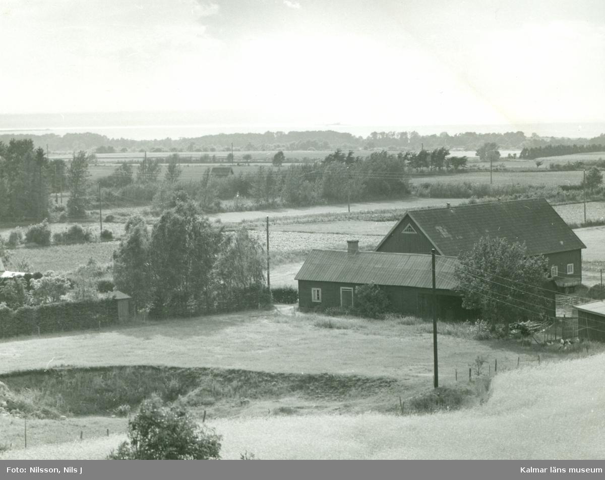 Jordbrukslandskap i Eriksöre.