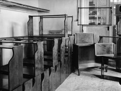 """""""Nya verkstäder för unga fångar i Upsala"""", 1943"""