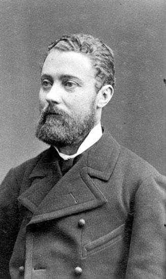 Frans Jern i Västervik 28/2 1881.