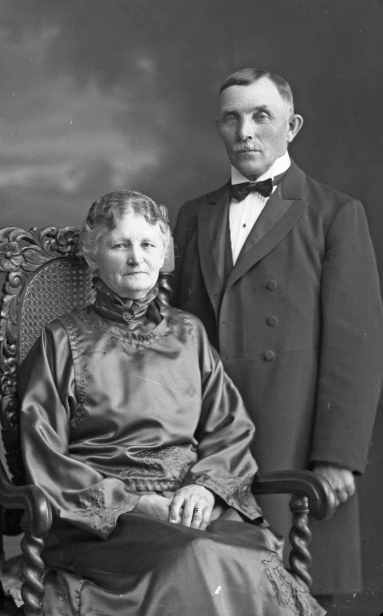 Herr och fru Södergren, Gävle