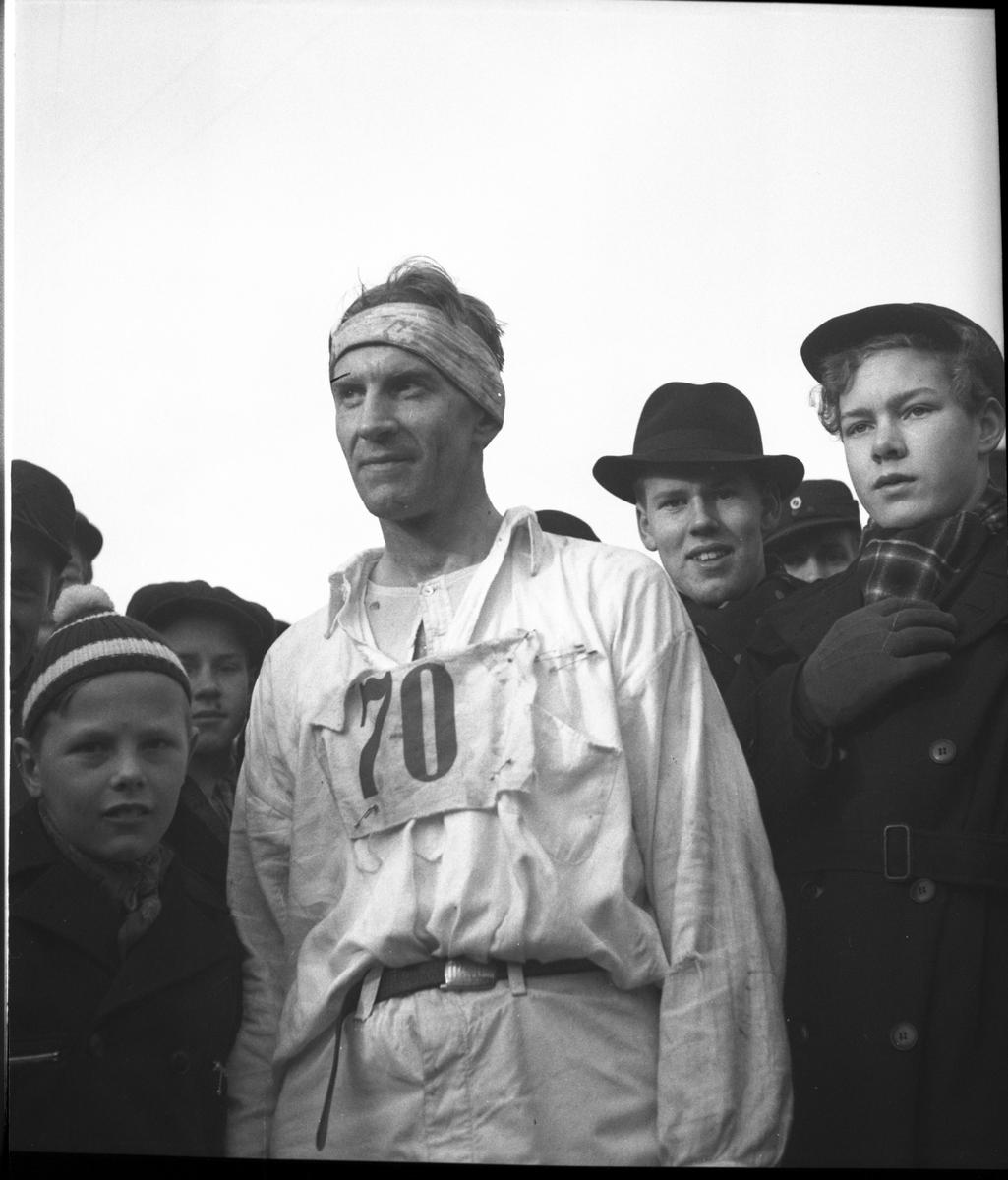 Herbert Södergren, Hofors AIF
