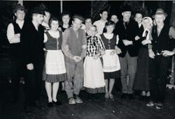 Skuespillet Lars Anders og Jan Anders og barna deres.