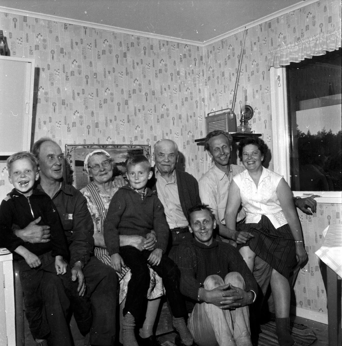 Flugbo, Lars o Johanna Eklund, 5 Juli 1961