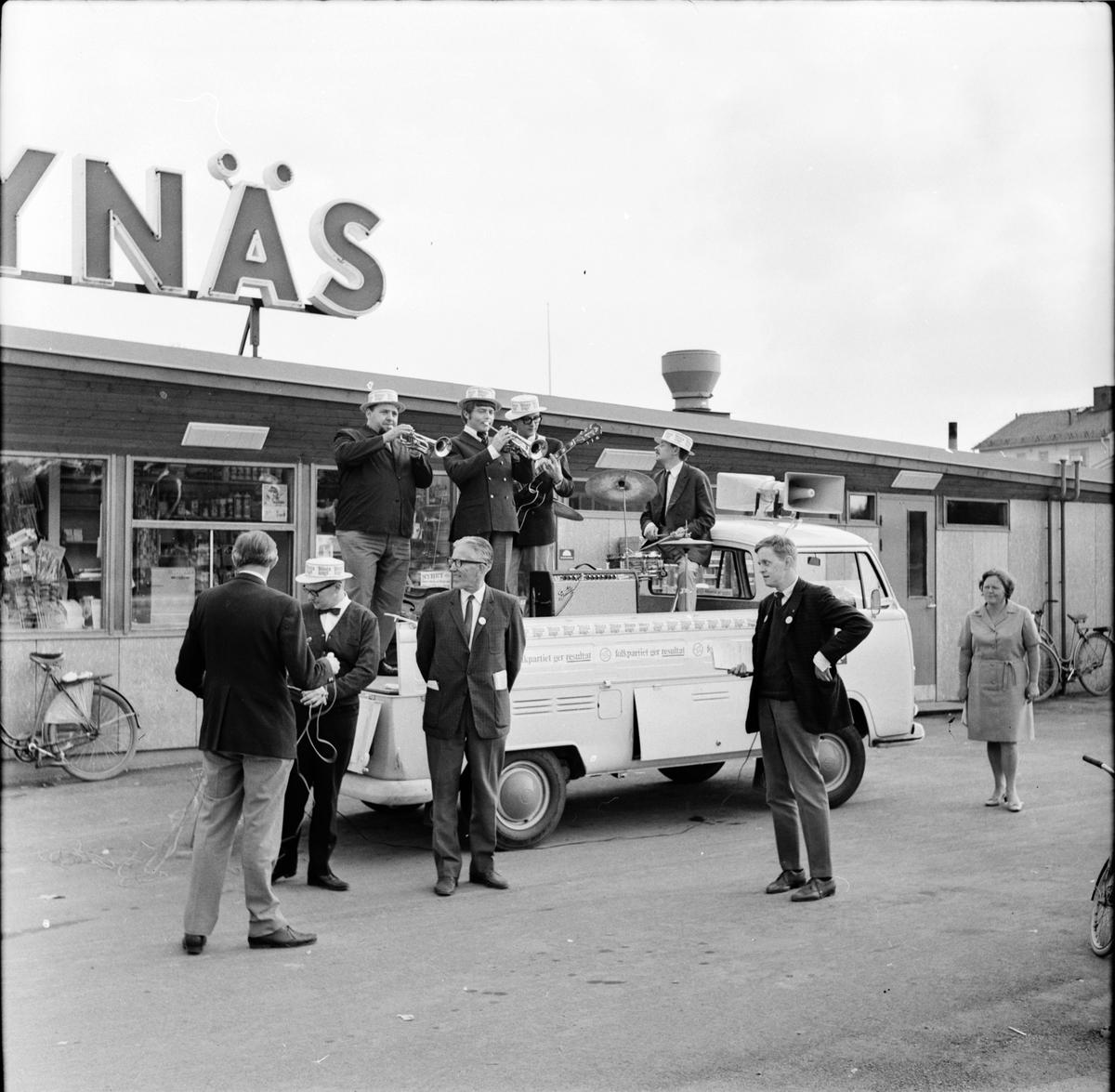 Valpropagandan, 1968