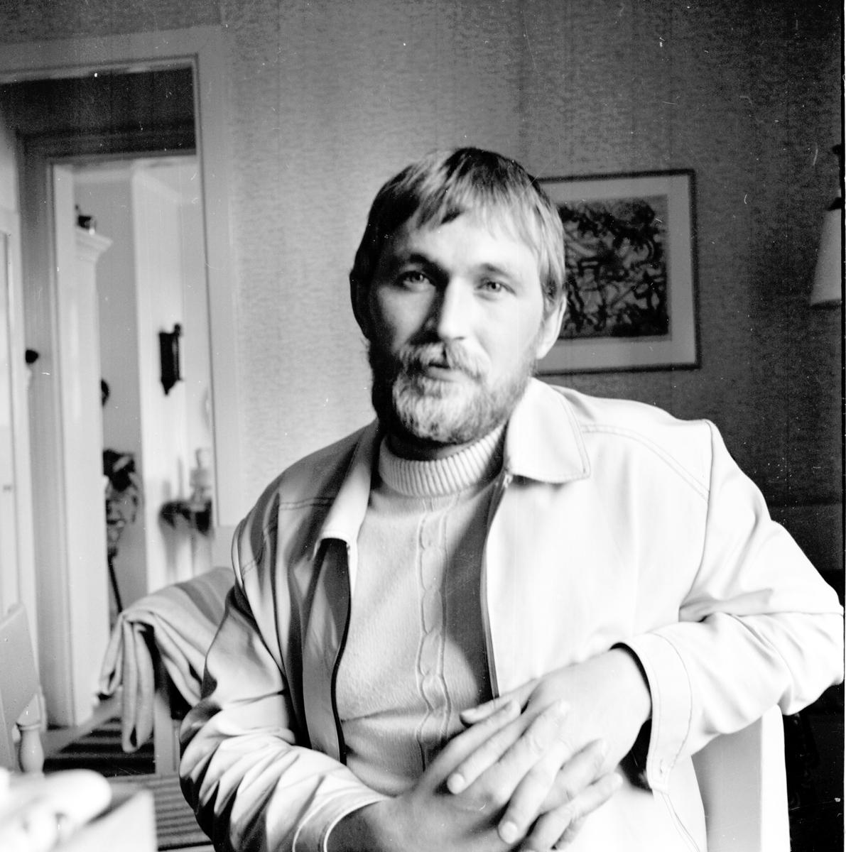 Arbrå, Ulf Arbinger, fritidsass. 1971