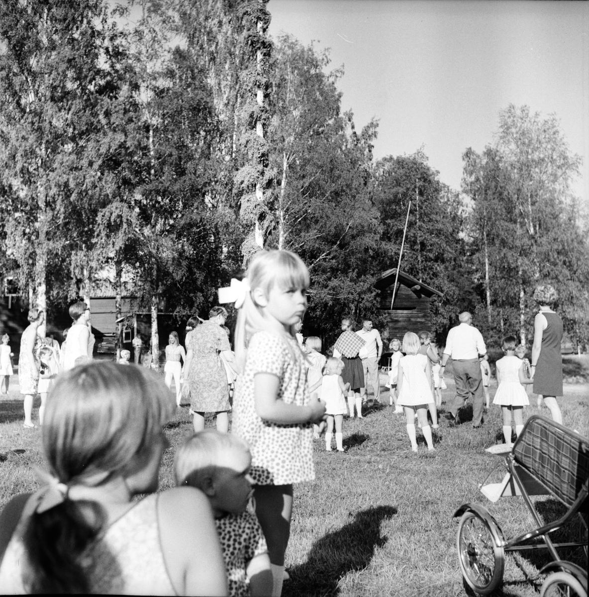 Arbrå, Midsommarfest, 1969