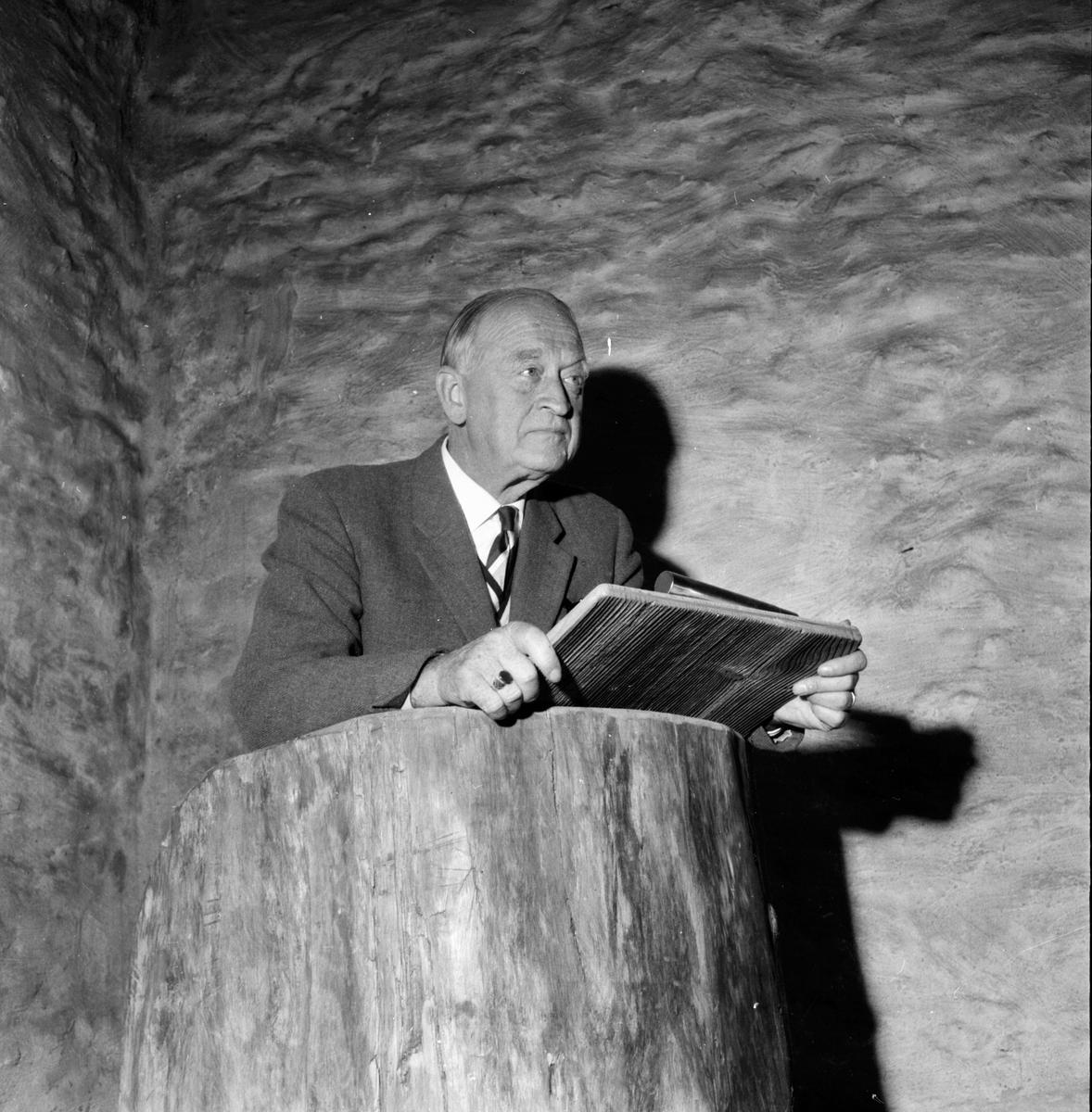 Kratten. Skogsvårdskolan. 9/10-1960