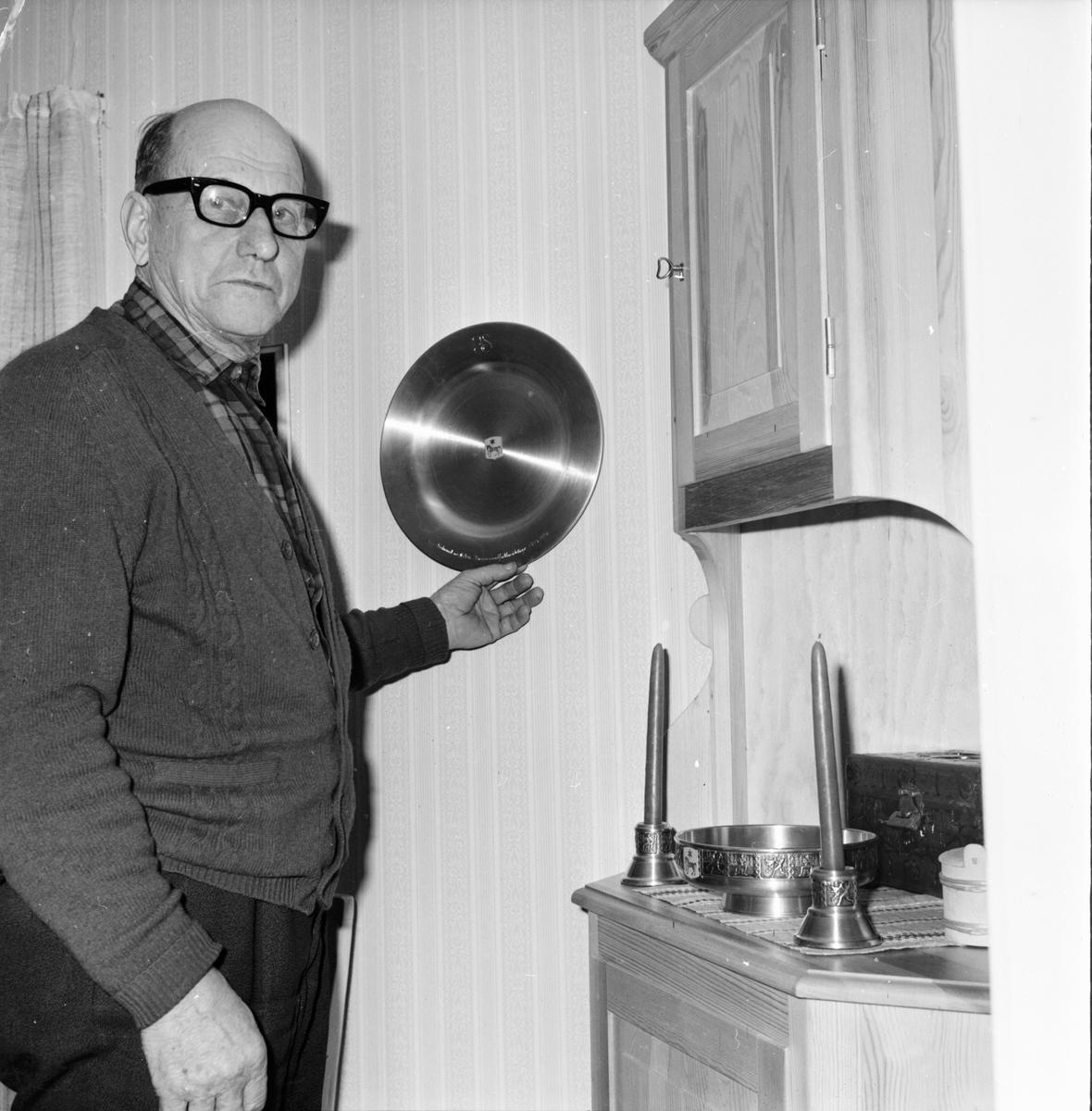 Nordsjö, Johan Söderman, Jan 1971
