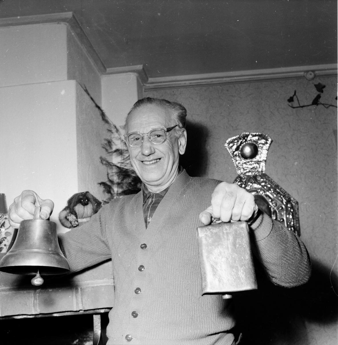 Jean Rönnlund parapykolog 1/2 1958