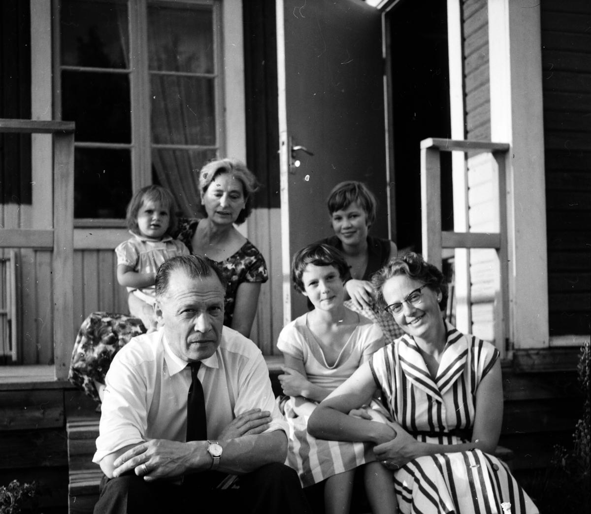 Belse Hanebo, Gust. Nordanås torp rustas, 20 juli 1959