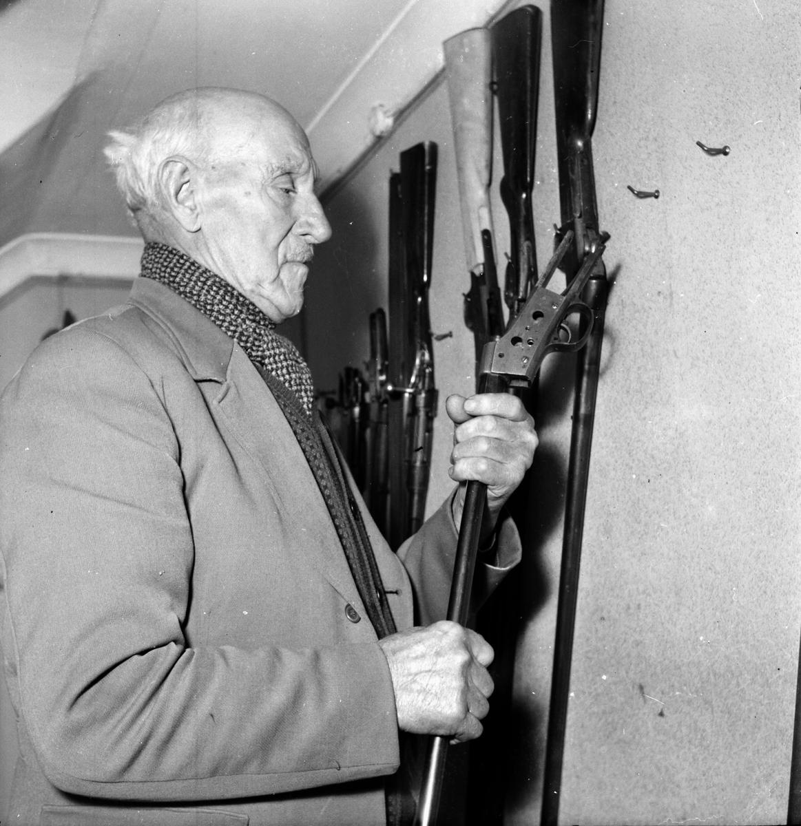 Smeden Spansk Mokorset, Myssjo 1954