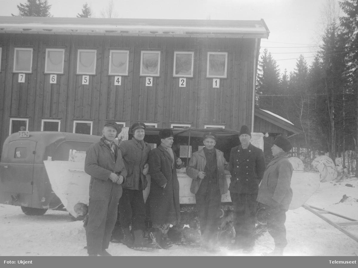Olympiske leker  Norefjell 1952