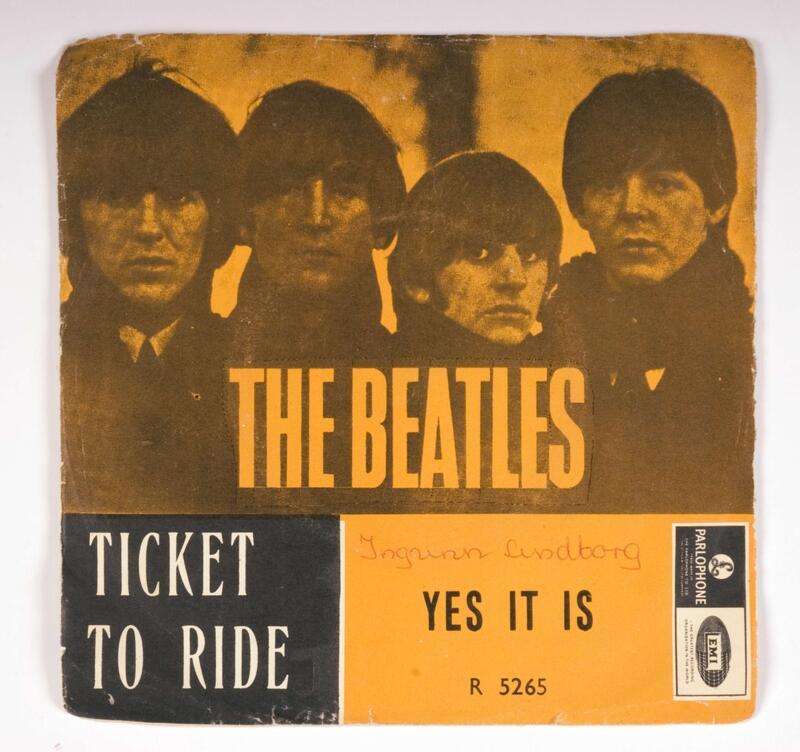 Singleplate Beatles NF.2009-0003B (Foto/Photo)