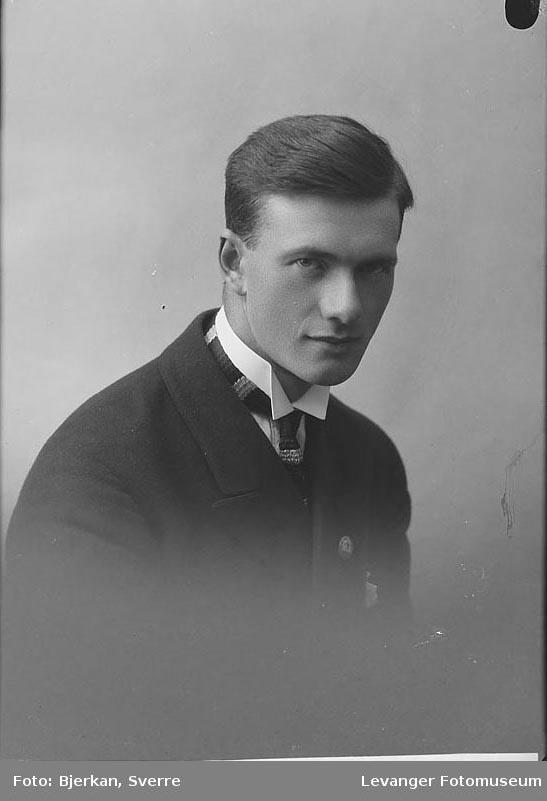 Portrett av Martin Kålen.
