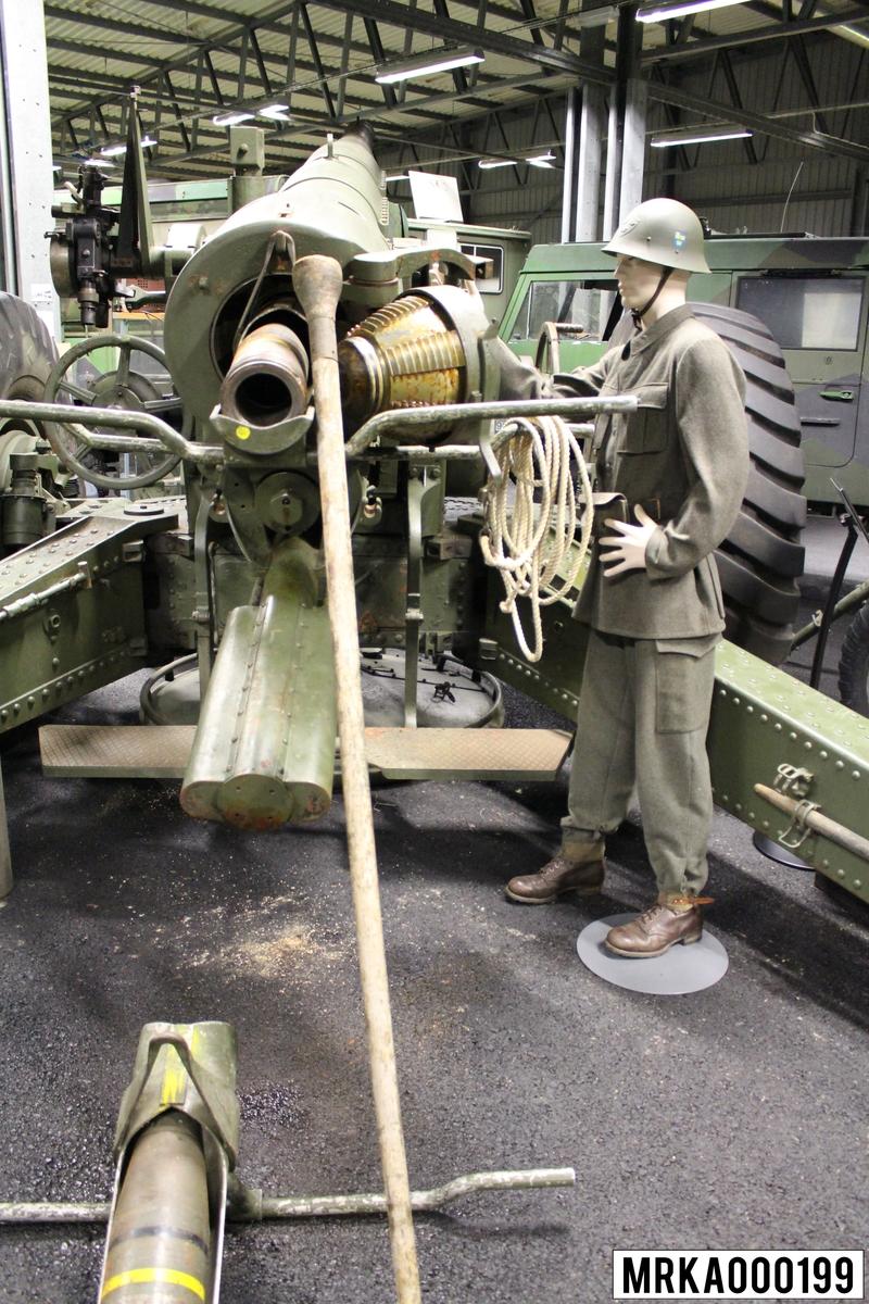 Ansättare till 15,2 cm kanon m/37