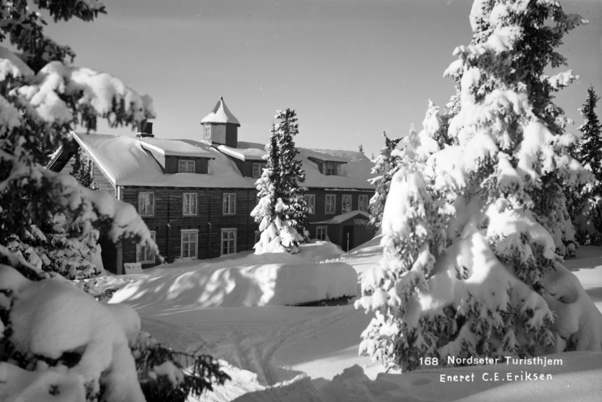 Nordseter turisthotell på Nordseter i Lillehammer.