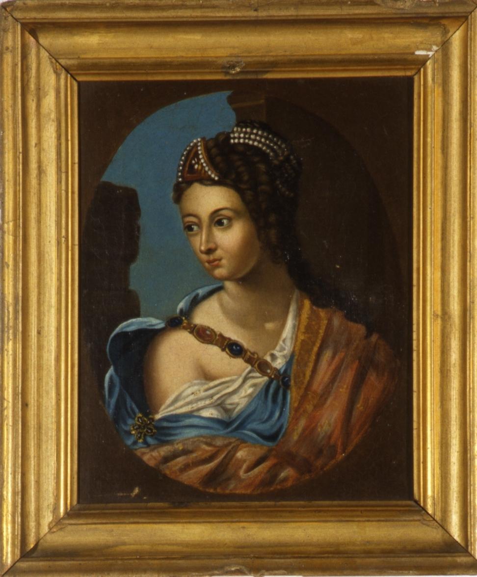 Portrett av en renessansekvinne.