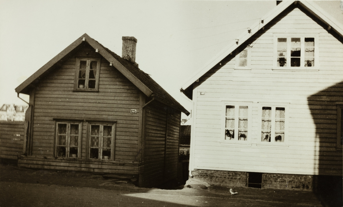 X Risøen - Sundgaten sett mot øst ca.1938