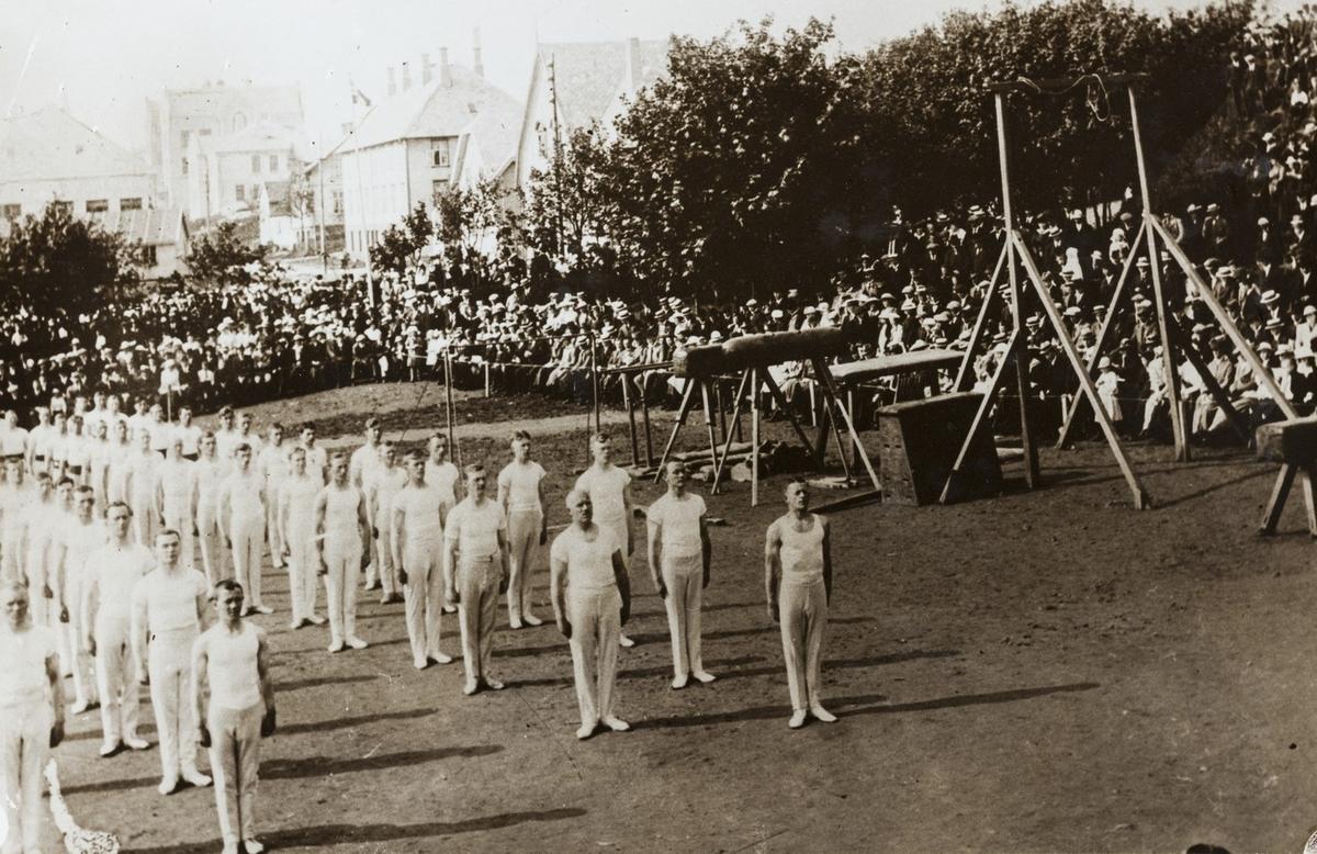 Turnstevne 1917