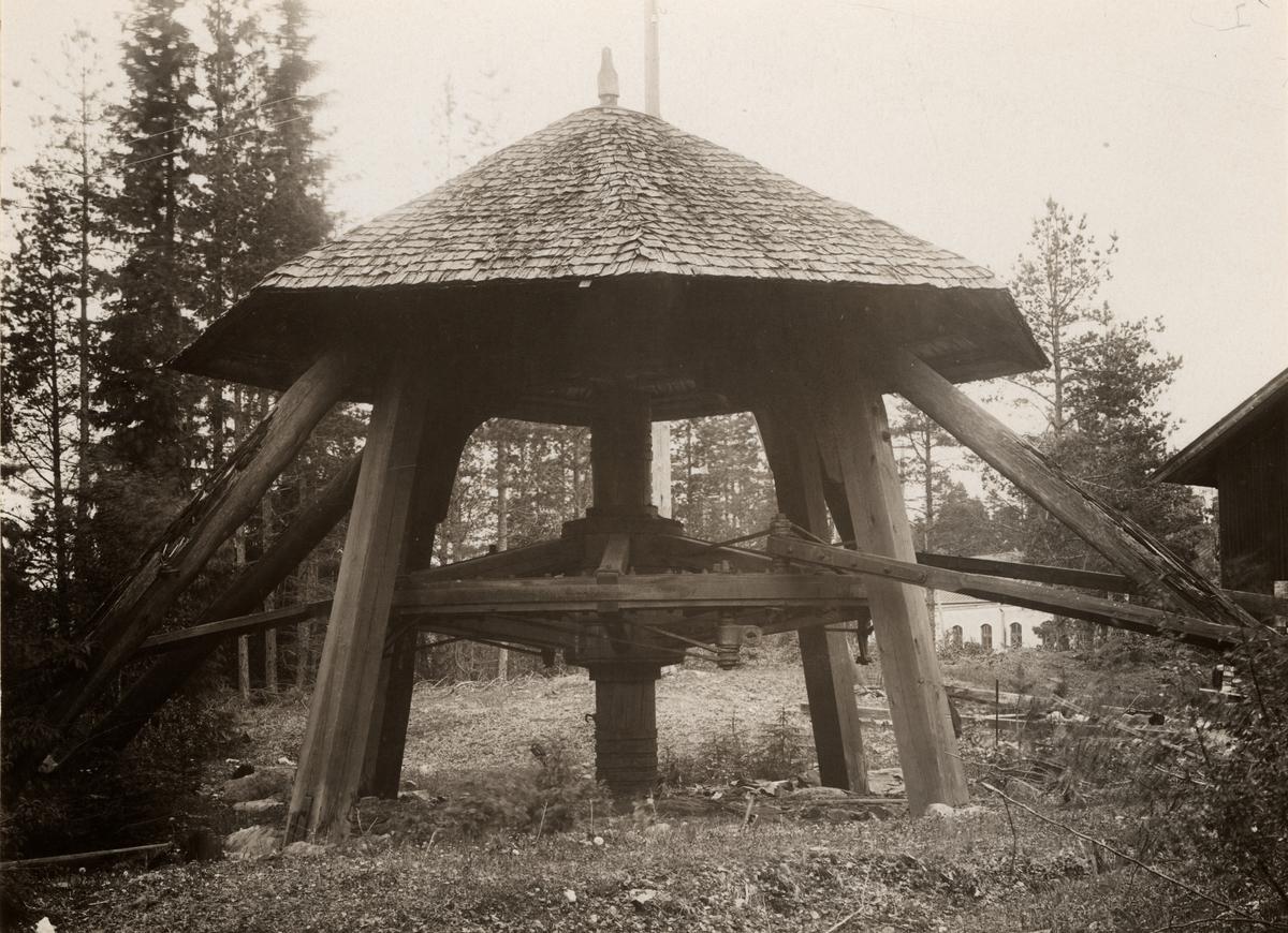 Stribergs Gruvor. Vändbrott för gruvkonst (konstgång).