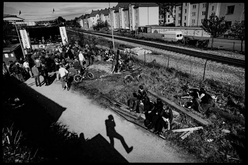Svartlamodagen 1997. Foto: Aage Asphaug.