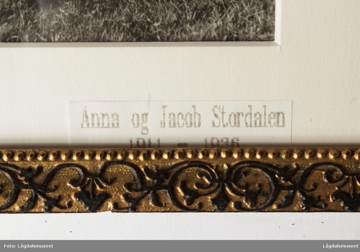 Fotografi av Anna og Jacob Stordalen