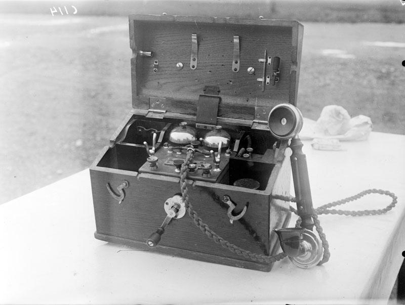 Telefonapparat m/05